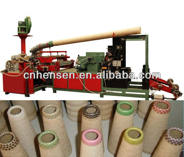Full Automatic Paper cone making machinery for textile winding