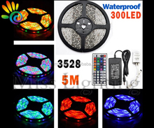 hot sales 3528 flexible led strips Mini <strong>rgb</strong> 5m/roll led strip light 12v 60 leds/m ip68 waterproof