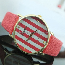 2014 Fashion Teenage Watches ,Wholesale Watches,Leather Lady Watches