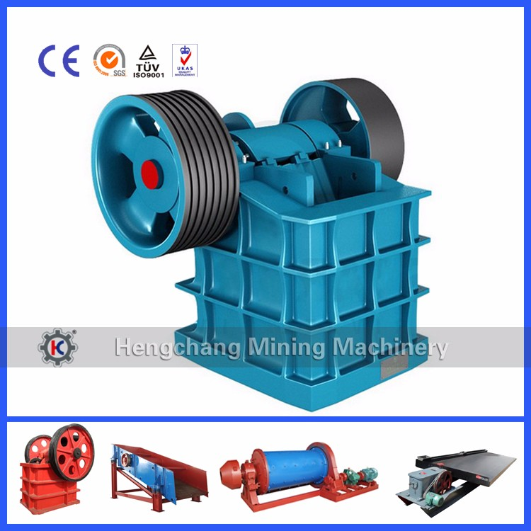 Hengchang pew crusher gravel contractors with high capacity and low price