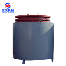 Hot Sale Hoist Type Zhengzhou Wood Charcoal Carbonization Furnace