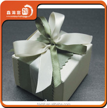 hot sale custom cheap wedding candy box