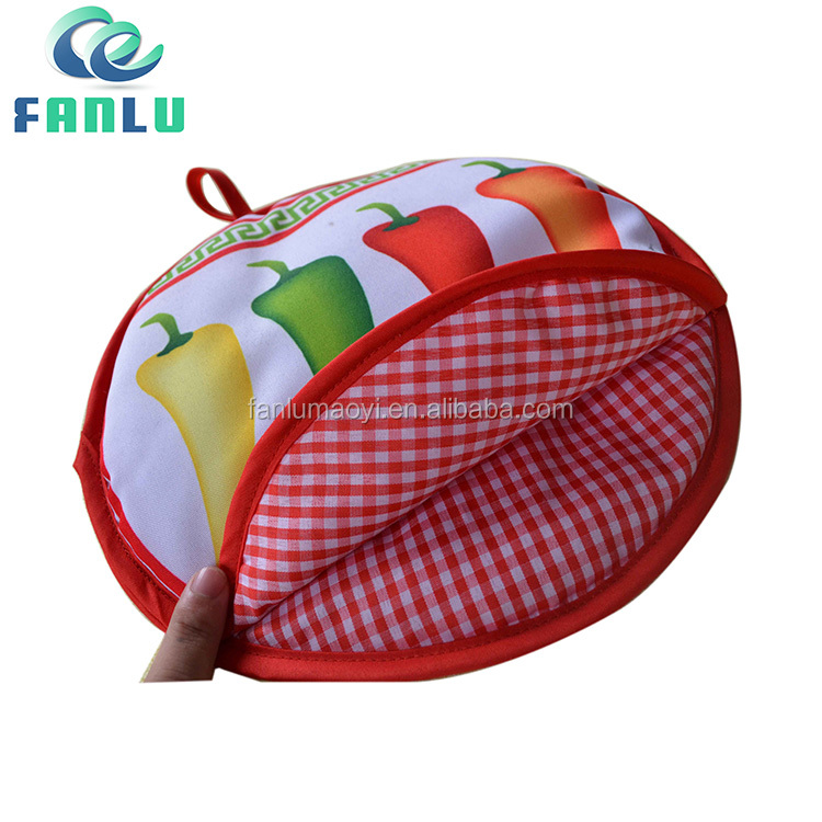 Thermal Insulation Bag Food Warmer Bag Tortilla Warmer Container