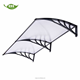 Polycarbonate(pc) Waterproof Door Window Awnings for sale