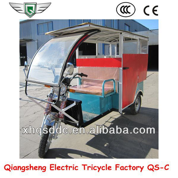 Best Battery With Open Body Three Wheeler Manafacturer In China