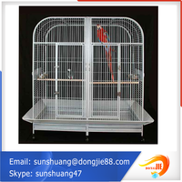 online shopping foldable two door large metal pet cage