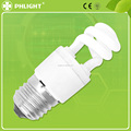 wholesale lamp DC12V 1W half spiral energy saving lamp