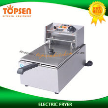 Export quality chicken deep fryer machine for sale made in China