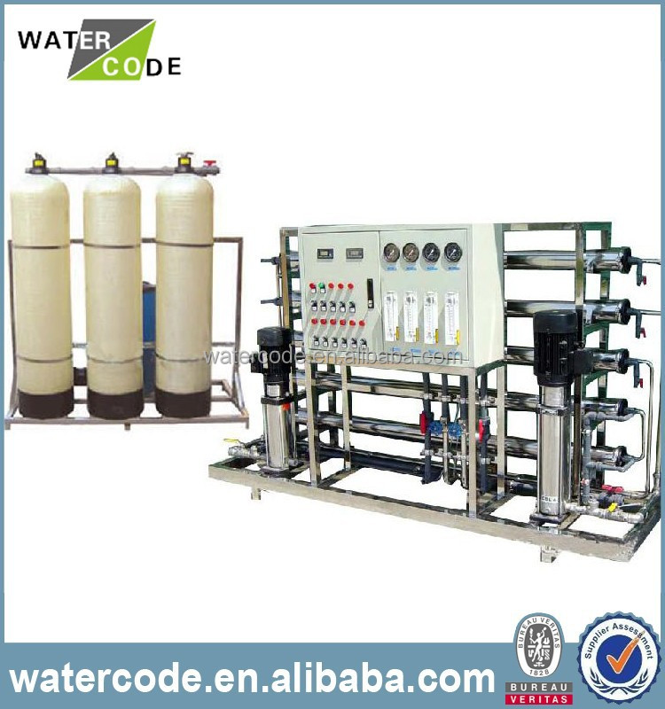 pure demineralized portable mineral mobile salt packaged ro drinking water treatment plant with price