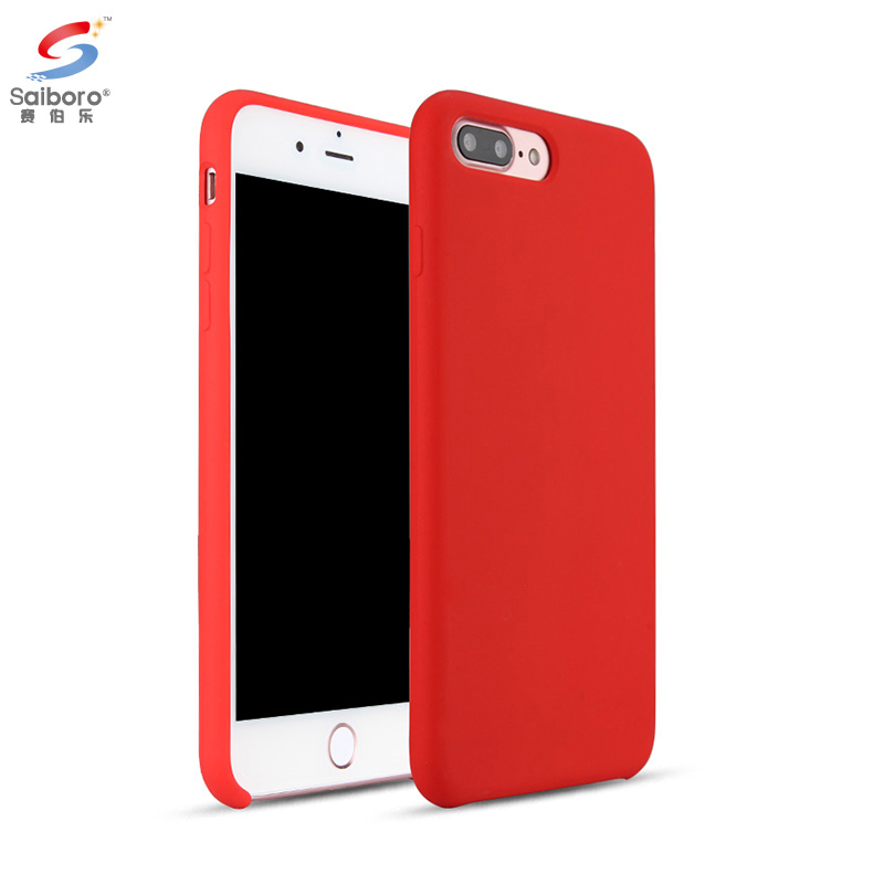 Mobile phone accessories ,for iphone 7/7plus case red for iphone 7 plus red case
