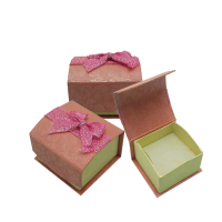 Decorative Custom Small Packaging Boxes Craft