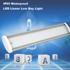 DLC TUV UL SAA CE Low Price New desight SMD 2825 Chips Led Lowbay light in LED Lighting Fair 2016