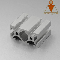 2 or 3 T slot Industrial Aluminum Profiles