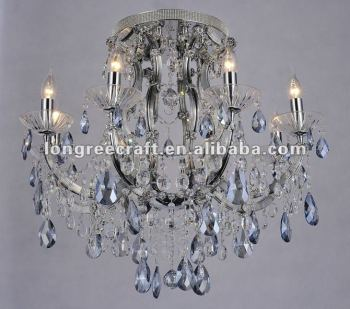 Modern Crystal Led Chandelier Light
