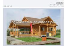 russian log house KPL-030