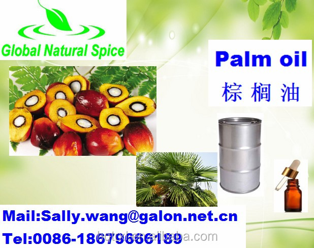 Crude palm olein oil with high quality in low price Cas: 8002-75-3