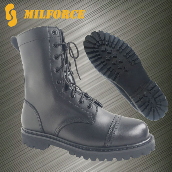 wholesale light weight cheap durable outdoor safety army shoes lace up military boot