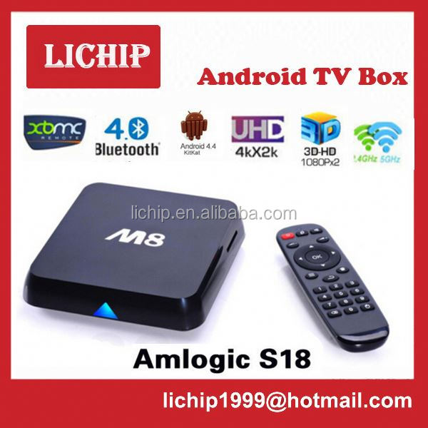 wifi best android tv box with external antenna video game player