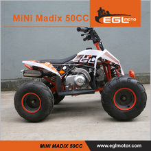 Mini Madix 50CC atv with CE gas 2 stroke Mini Quad cheap price for kids