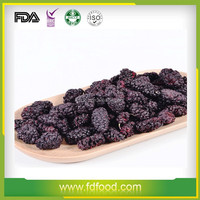 dehydrated Mulberry fruit instant food Freeze dried fruit