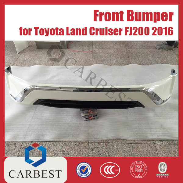 High Quality New Toyota Land Cruiser FJ200 2016 Front Bumper