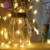 3M 20LED Star Copper Wire String LED Fairy Lights Christmas Wedding Decoration Battery Operate Twinkle Lights