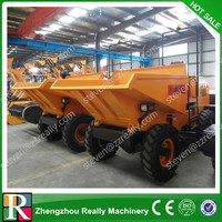 made in China mini small dump truck self-dumping truck for sale