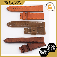 Best Quality 100% Good Feedback Oem Production Wrist Watches Leather Bands