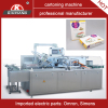 Big Size Cartoning Machine For Packing Product with Tray