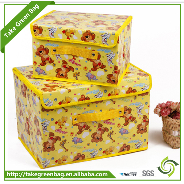 Hot sale multipurpose cardboard ornament home storage boxes