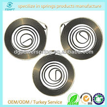 spiral spring for curtain,metal stamping spiral spring for rolling door