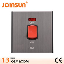 45A high quality wall power switch,multifunction light switch