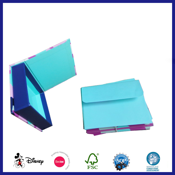 Wholesale Paper Printing Packaging Greeting Card Boxes