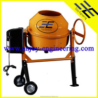 140L cheap electric portable concrete mixer machine price