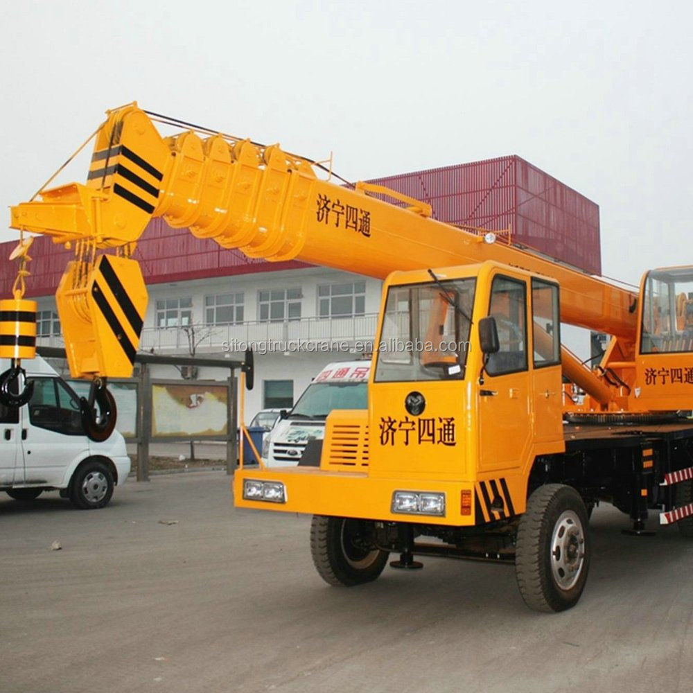 Good quality track 12 ton small crane