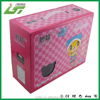 High quality cardboard pet carrier cardboard box wholesale in Shenzhen