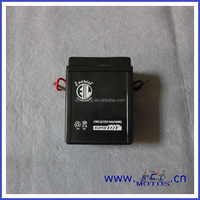 SCL-2014060123 China supplier Maintenance-free 12N2.5-BS Motorcycle Battery, 12v 2.5ah battery with fair price for sale