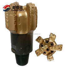API 8 1/2 inch 215.9mm 5 Blades PDC Drill Bits Steel Body Diamond PDC Bit for Oil Drilling