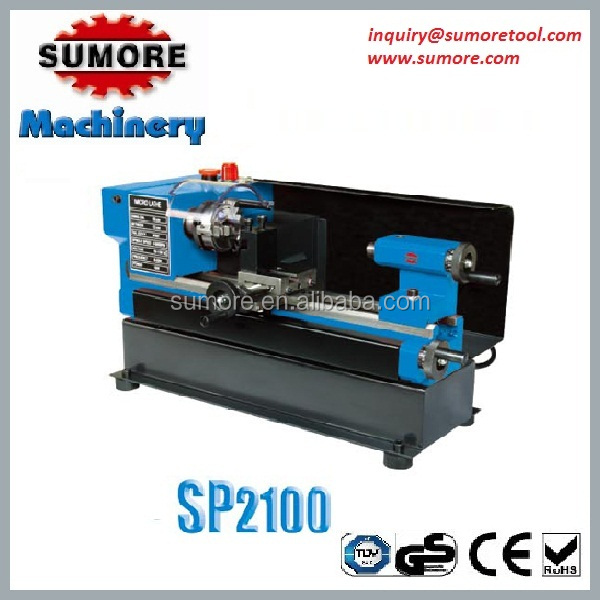 SP2100 C0 baby lathe machine / smallest lathe