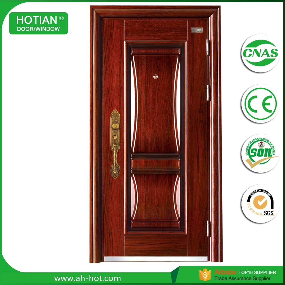 Steel Single Door Wardrobe Designs Exterior Security Half Steel Door 1 hour Fire Rated Door
