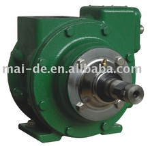rotary vane pump for gasoline diesel in service station, tank truck and stock terminal