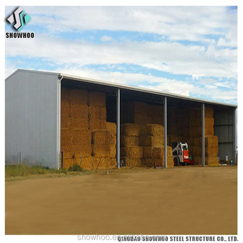 Low Cost Industrial Steel Shed Designs Prefabricated Barns Buildings For Sale