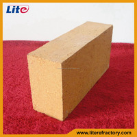 Al2O3 45% different types of fire clay bricks price for furnace melting aluminum
