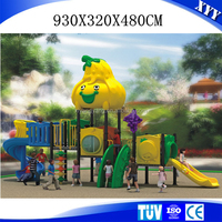 High Quality Outdoor Play ground Fitness for Children