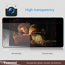 Factory Price! Tempered Glass Screen Guard for Lenovo VIBE Shot Z90 Screen Protector