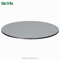 Modern hpl compact laminate dining table top