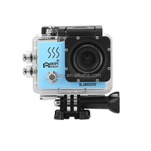 Full HD 1080p Action Equiped with high quality waterproof case camera drone Sport camera sj8000