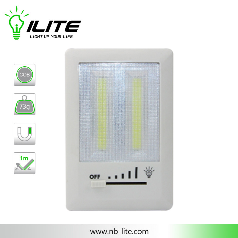 Hot Selling Slide Dimmer COB LED