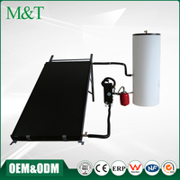 Freestanding Solar Panel Electric Hot Stable