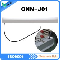 ONN-J01 IP50 tear drop lighting fixture/cleanroom linear light